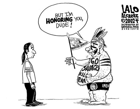 Sorry Indians/Redskins Fans